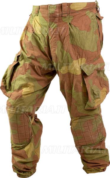 Pantalone mimetica da lancio para folgore - Diva pants recensioni ...