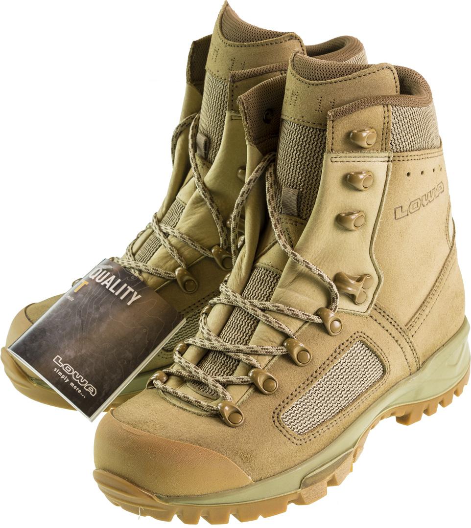 Lowa Elite Desert Boots Scarpe Militari   eBay