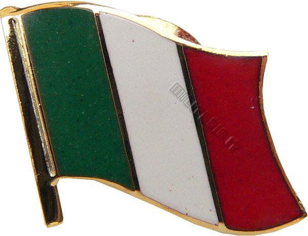 Top Spille Da Giacca Italia [ Equipaggiamento - Distintivi e Bandiere  WZ33