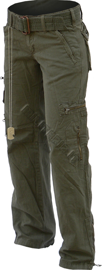 Pantalone cargo da donna - Diva pants recensioni ...