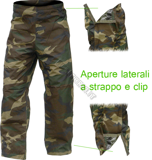 Pantalone impermeabile equipaggiamento abbigliamento - Diva pants recensioni ...