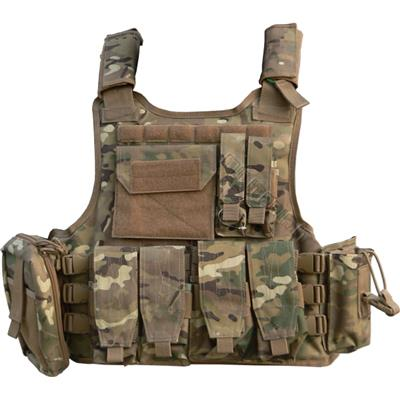 Armour Carrier Multicam